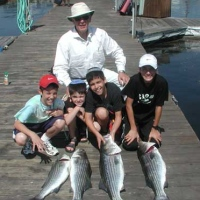 New york fishing places to fish in ny for Long island fishing charters