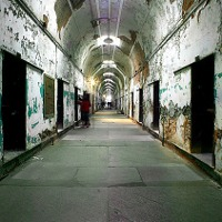 Eastern State Penitentiary attractions in PA