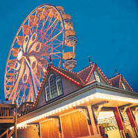 Hershey Park top tourist attractions in Pennsylvania
