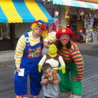 Top Kids Entertainers in Bronx, Confetti Clowns and Characters