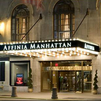 affinia hotel boutique hotels ny