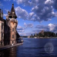 Boldt Castle and Boldt Yacht House in NY New York Sightseeing