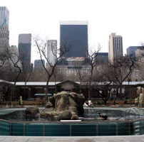 Central Park Zoo in NY Educational Attraction