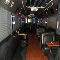 DoubleDiamond Party Bus in NY Kids Party Buses