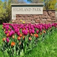 Highland Park in NY New York Sightseeing