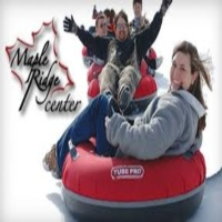 Maple Ridge Snow Park in NY Snow Tubing