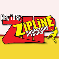 NY Zipline Adventures in NY Day Trips With Kids