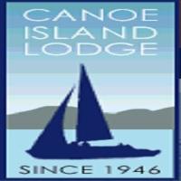 Canoe Island Lodge in NY water skiing
