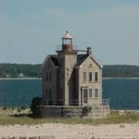 cedar island lighthouse lighthouse in ny