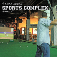 Artistic Stitch Sports Complex in NY Batting Cages