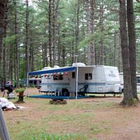 Magic Pines Camping Parties In NY