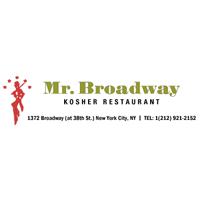 Mr. Broadway Kosher Best Kosher Restaurants