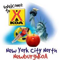 Newburgh KOA Camping Parties NY