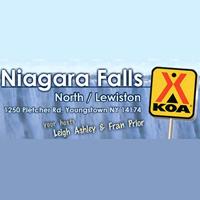 Niagara Falls North KOA Camping Parties In NY