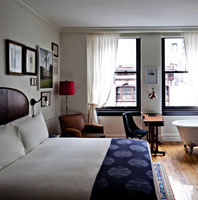 The NoMad Hotel in NY Best Luxury Hotels