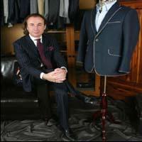Beckenstein Bespoke Wedding Tuxedos in NY