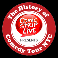 Comic Strip Live best comedy clubs NY