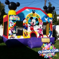 clowns.com professional inflatable rental companies in new york