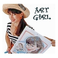 Art-Girl-Debbie-Schafer-ny-caricature-artists