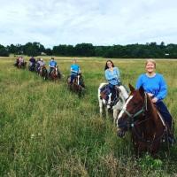 Pine Ridge Dude Ranch Horseback Riding NY