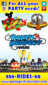 Party Perfect Rentals inflatable rental companies in NY