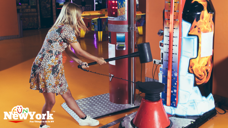 New York Arcade Parties