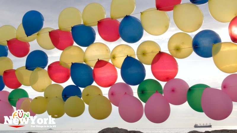 new york balloon animals