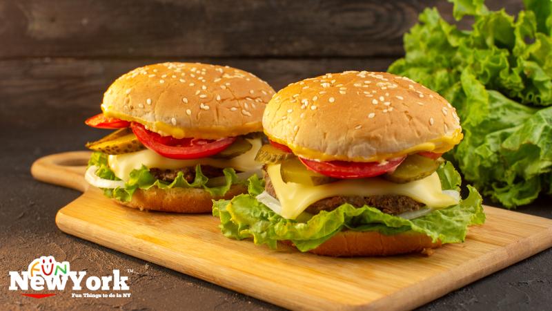 best burgers in new york