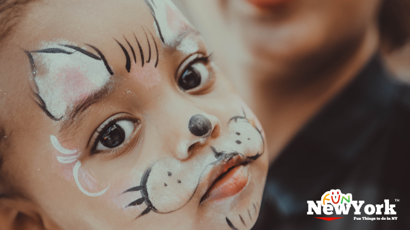 new york face painting