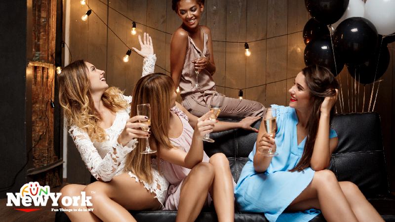 NY Fashion Parties