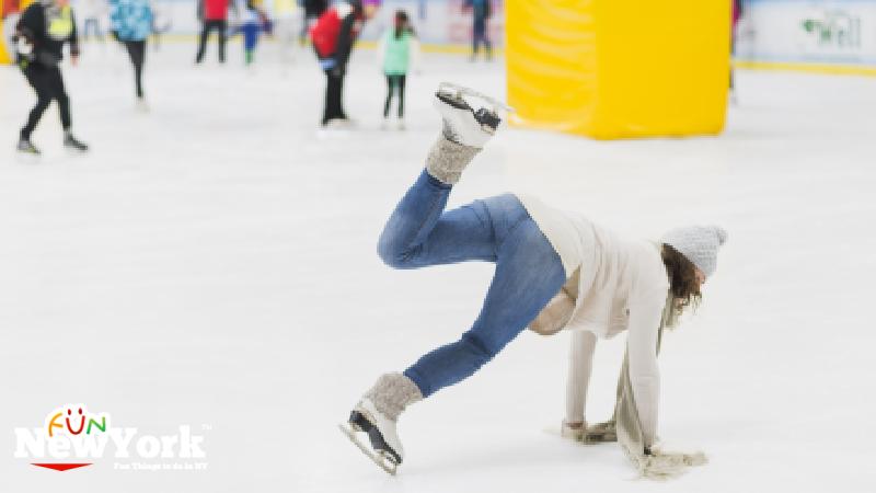 ice skating party ny