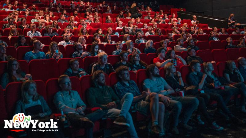 movie theater parties ny