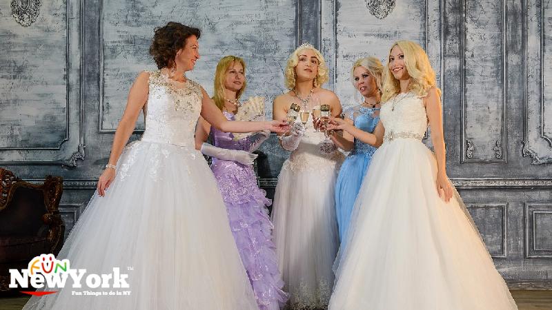 new york princess themed birthday parties