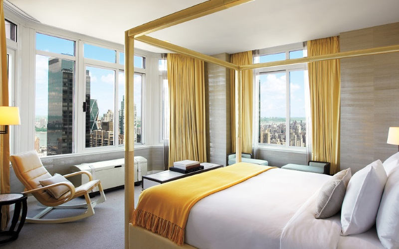 best luxury hotels in new york