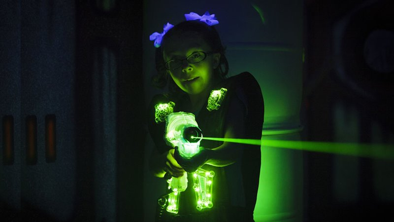 Laser Tag Arenas in New York