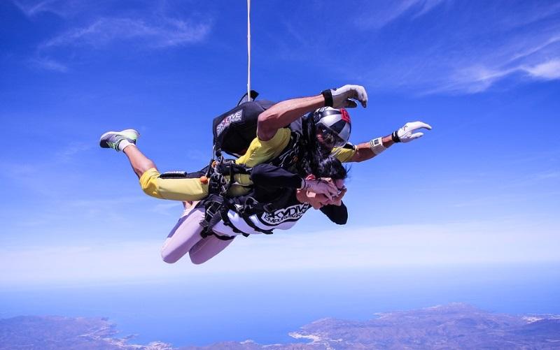 skydiving ny